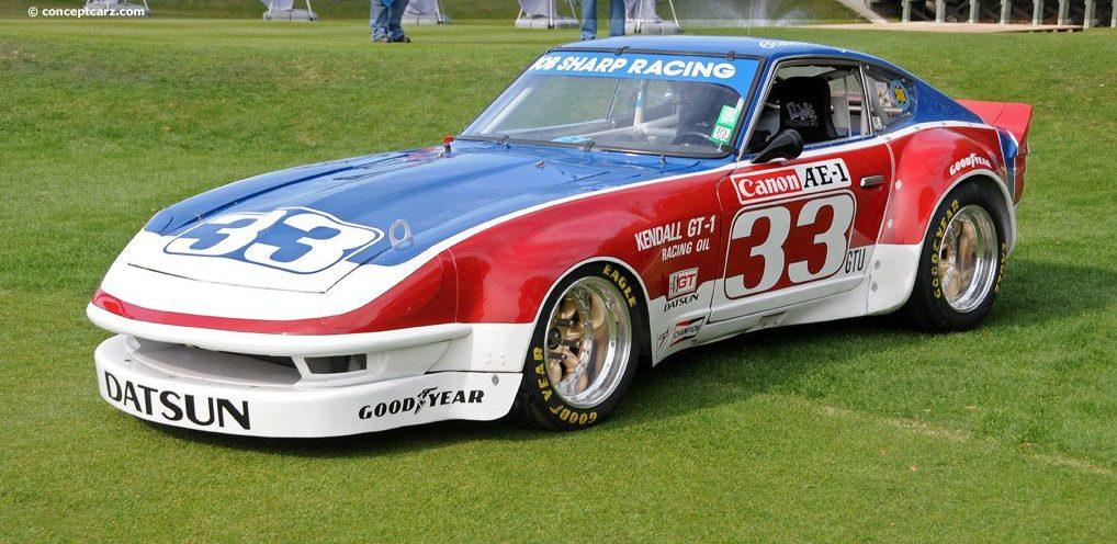 Race Car For Sale >> Datsun Race Cars