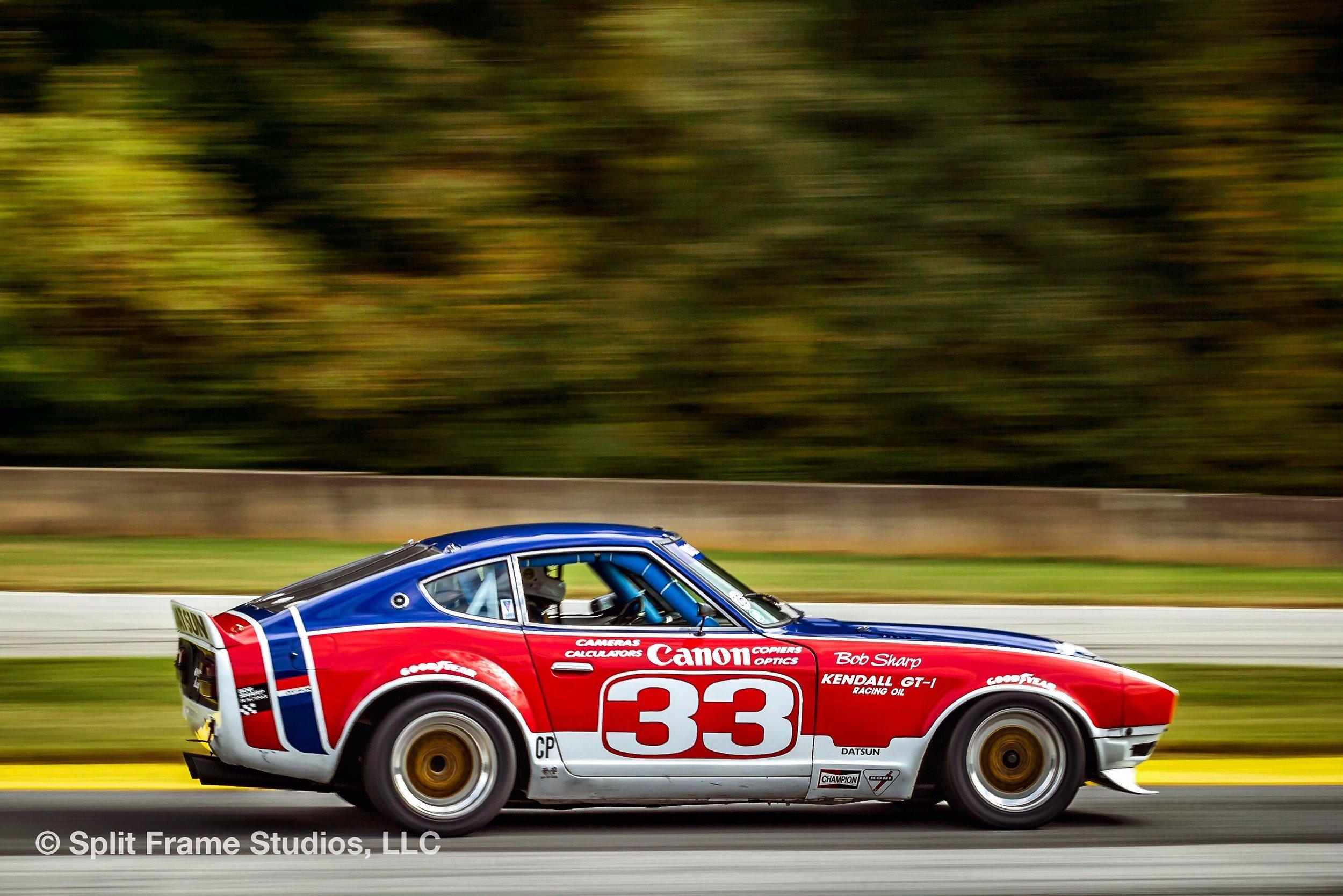 Datsun Race Cars